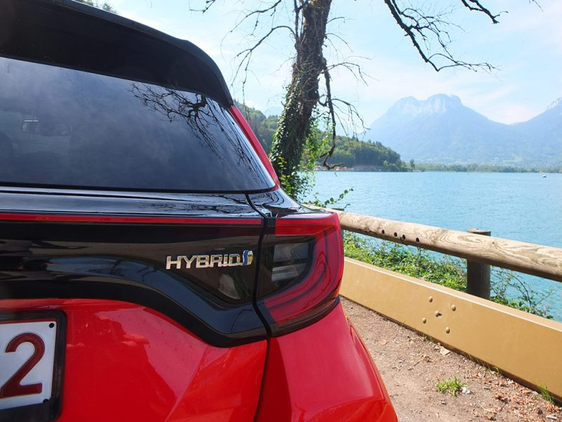 essai Toyota Yaris hybride 2020
