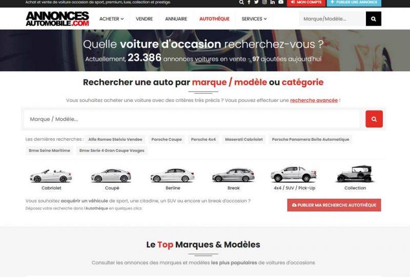 site annonces-automobile.com