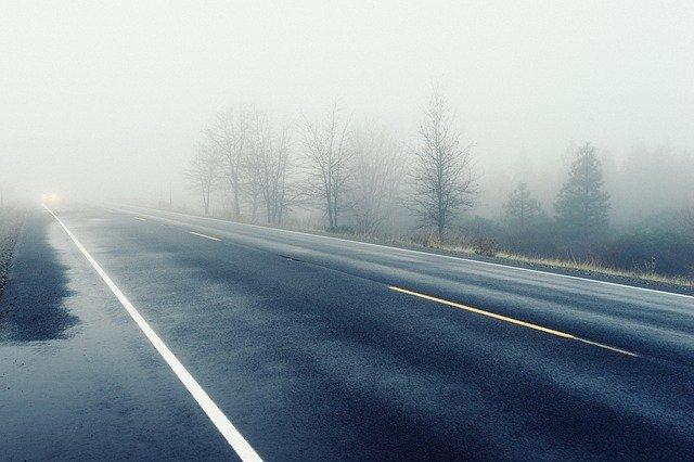 brouillard et circulation