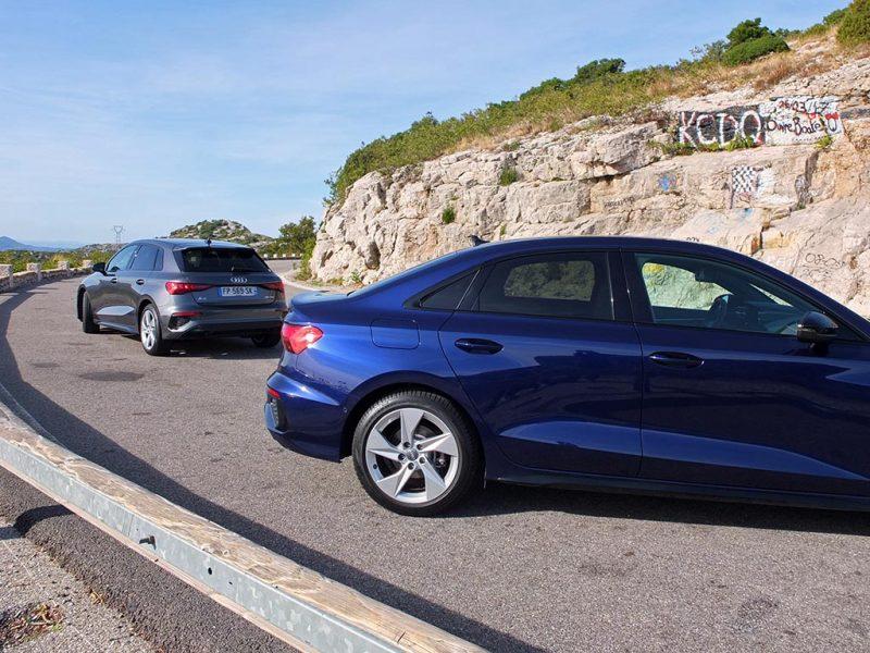 Audi A3 Sportback & Berline (2020)