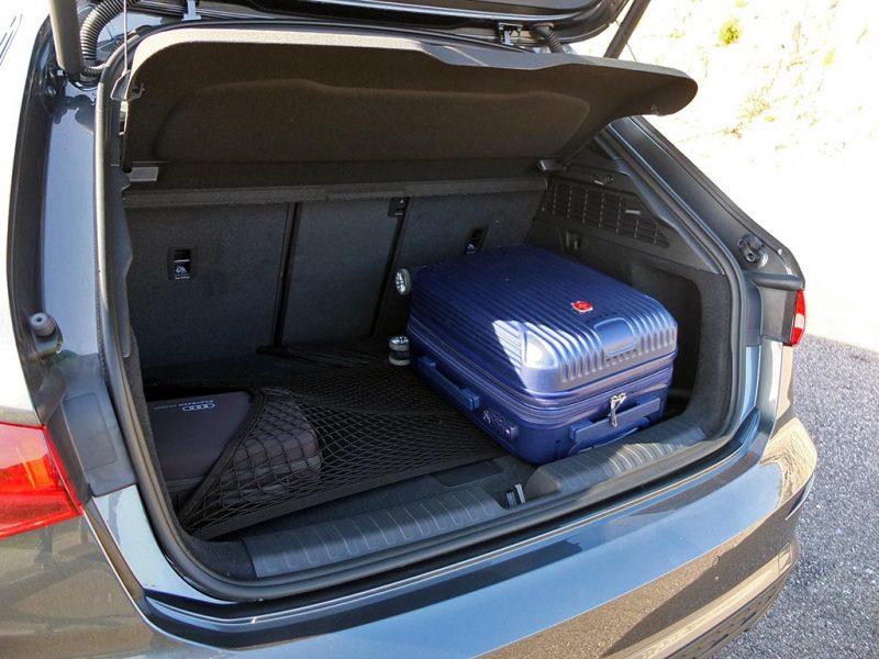 Audi A3 Sportback (2020) - coffre