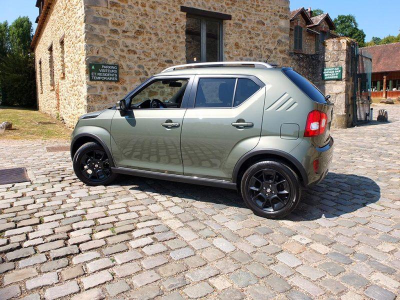 essai du Suzuki Ignis 2020
