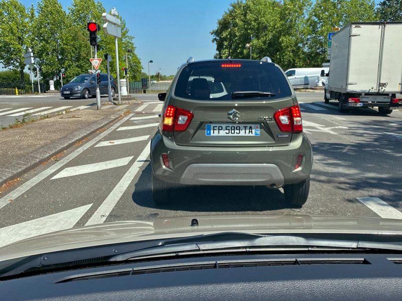 essai du Suzuki Ignis 2020 sur route