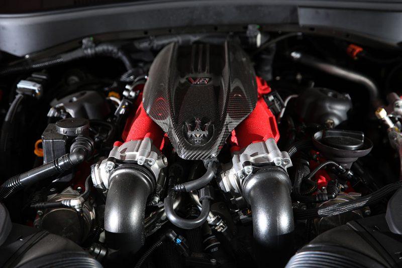 Moteur Maserati Levante Trofeo V8 by soufiane
