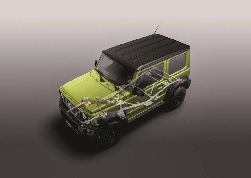 Suzuki Jimny VU