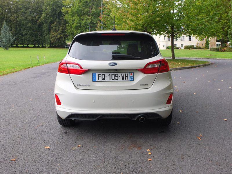 essai Ford Fiesta MHEV
