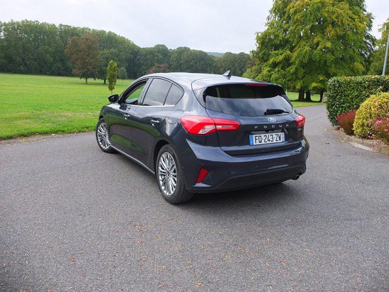 essai Ford Focus MHEV