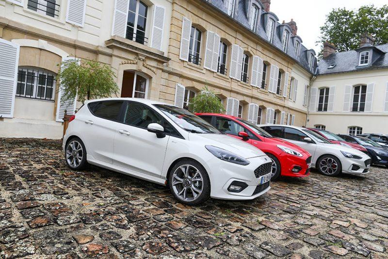 essai gamme électrifiée Ford 2020