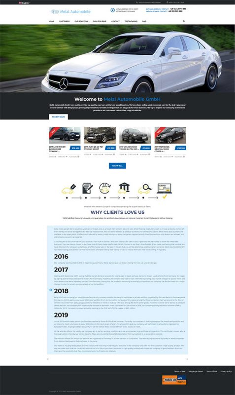 screenshot melzl auto (faux sites annonces)