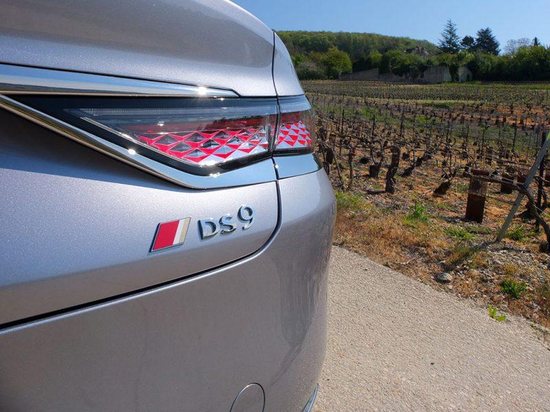 Essai DS 9 E-TENSE - Performance Line