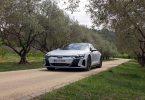 essai de l'Audi e-tron GT quattro