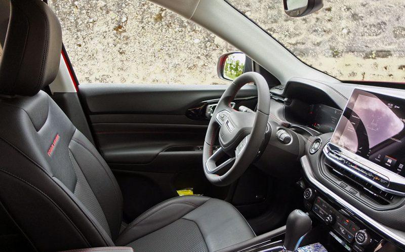 Jeep Compass (2021) 4xe - intérieur