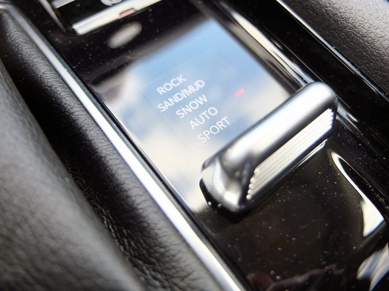 Jeep Compass (2021) 4xe - mode de conduite