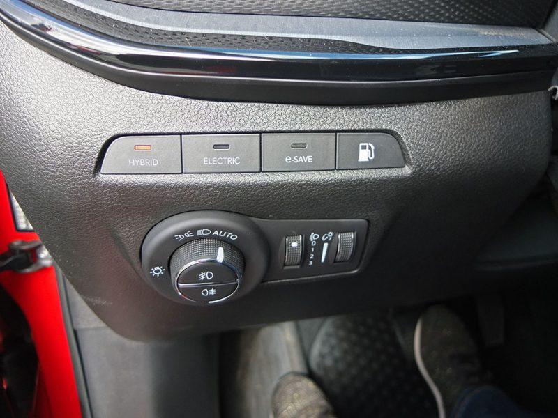 Jeep Compass (2021) 4xe mode hybride / électrique