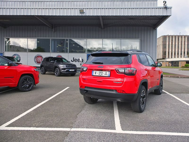 Jeep Compass (2021) 4xe