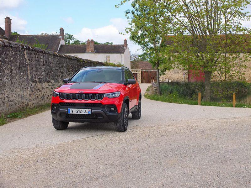 Jeep Compass (2021) 4xe Trailhawk