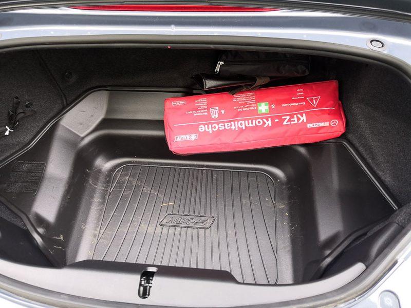 Coffre Mazda MX-5