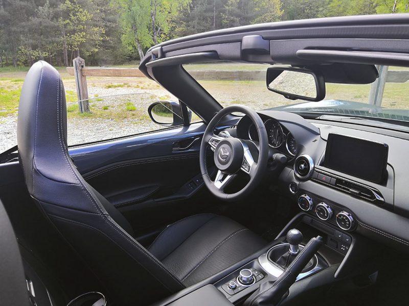 essai Mazda MX-5